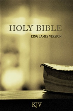The KJV 1611, Holy Bible King James Version
