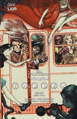 Fables deluxe Vol. 1