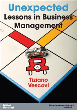 Image of Unexpected lessons in business management - Tiziano Vescovi