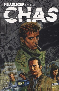 Chas. Hellblazer special