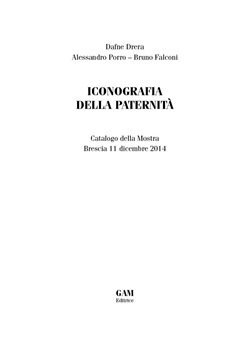 Image of Iconografia della paternità - Alessandro Porro;Bruno Falconi;Dafne Dr