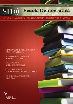 Scuola democratica. Learning for democracy (2012). Vol. 6