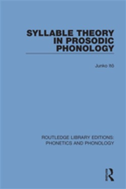Syllable Theory in Prosodic Phonology
