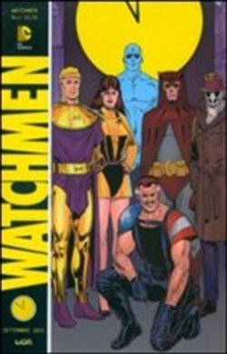 Image of Watchmen Vol. 1 - Alan Moore,Dave Gibbons