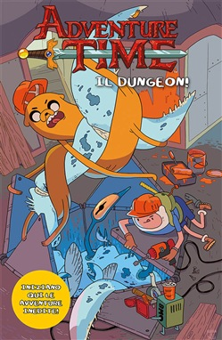 Adventure time. Il dungeon!. Vol. 13