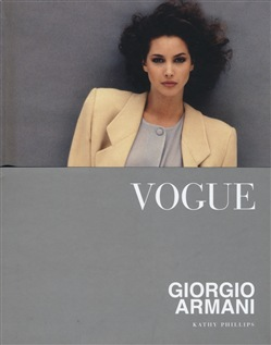 Image of Vogue. Giorgio Armani - Kathy Phillips