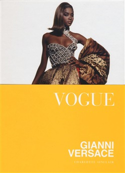 Image of Vogue. Gianni Versace - Charlotte Sinclair