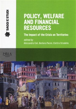Policy, welfare and financial resources. The impact of the crisis on territories