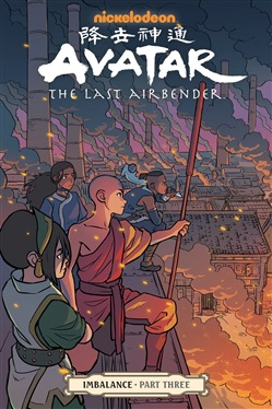 Avatar: The Last Airbender--Imbalance Part Three