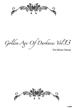 Golden Age Of Darkness vol.13