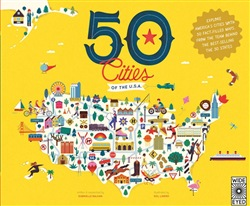 50 Cities of the U.S.A.