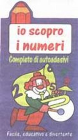 Image of Io scopro i numeri