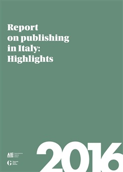Image of Report on publishing in Italy 2016. Highlights