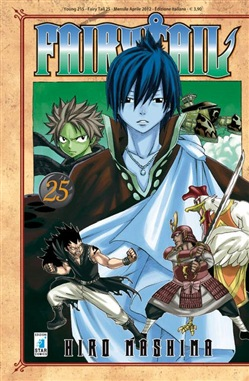 Fairy Tail Vol. 25