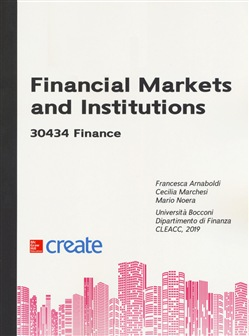 Financial markets and institutions 30434 finance