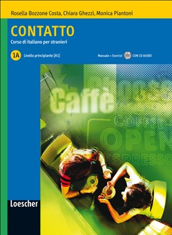 Contatto. Volume 1A + CD Audio