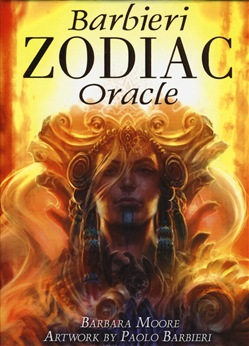 Zodiac oracle. Con 26 carte - Paolo Barbieri