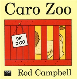 Image of Caro zoo - Rod Campbell