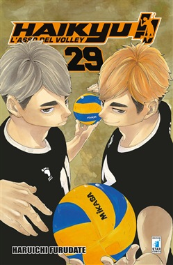 Haikyu!!. Vol. 29
