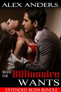 What the Billionaire Wants: Extended BDSM Bundle