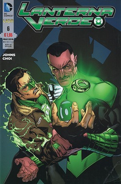 Image of Lanterna verde Vol. 6 - Geoff Johns