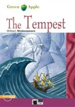 The Tempest. Book + CD