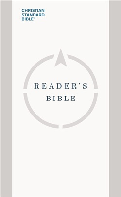 CSB Reader's Bible