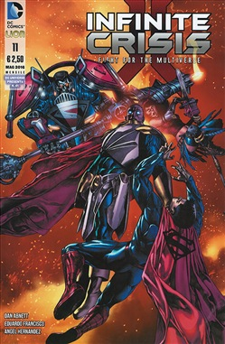 Image of Fight for multiverse Vol. 11 - Dan Abnett