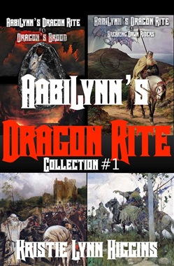 AabiLynn's Dragon Rite Collection #1