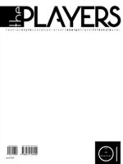 Image of Theplayers. Magazine. Fashion style, contemporary design, travel Vol.