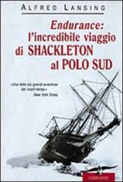 endurance libro  Libro Endurance: l'incredibile viaggio di Shackleton al Polo Sud - A ...