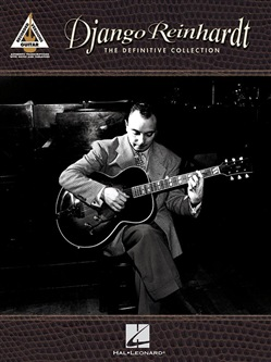 Django Reinhardt - The Definitive Collection (Songbook)