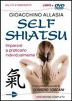 Self shiatsu. Con DVD