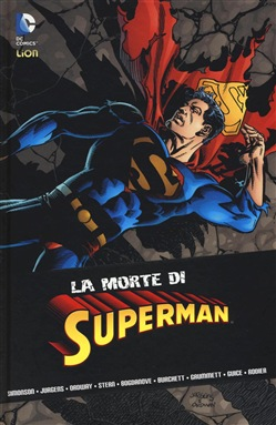 La morte di Superman - Dan Jurgens