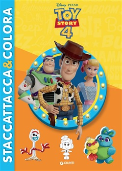 Toy Story 4. Staccattacca & colora