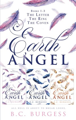 Earth Angel: Books 1-3
