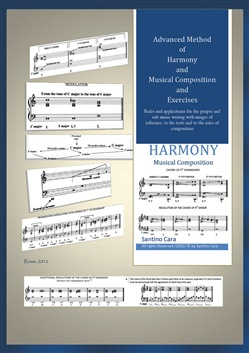 Advanced method of harmony and musical composition and exercises