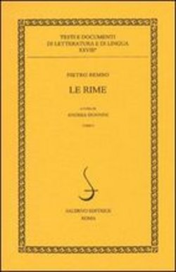 Image of Le rime - Pietro Bembo