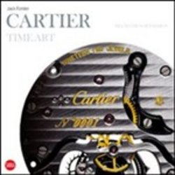 Cartier time art. Ediz. coreana