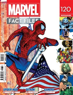 Image of Marvel fact files Vol. 62