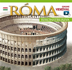 Image of Roma ricostruita postcards (hung)