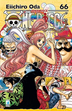 One piece. New edition Vol. 66