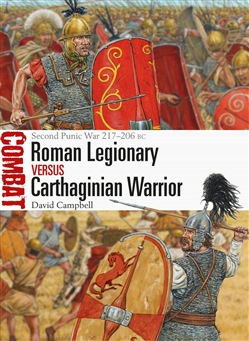 Roman Legionary vs Carthaginian Warrior
