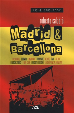 Image of Madrid & Barcellona - Roberto Calabrò