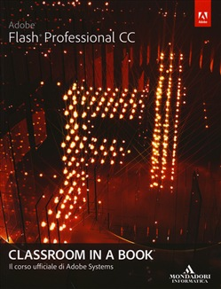 Image of Adobe Flash professional CC. Classroom in a book