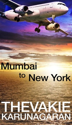 Mumbai to New York