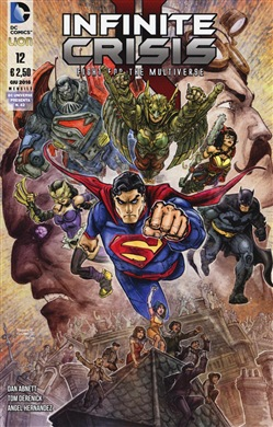 Image of Infinite crisis: fight for the multiverse Vol. 12 - Dan Abnett