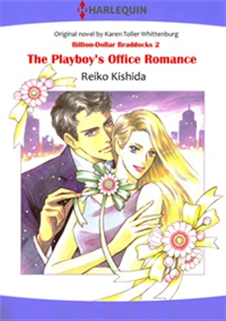 The Playboy's Office Romance (Harlequin Comics)