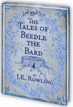 Image of The Tales of Beedle the Bard - J. K. Rowling