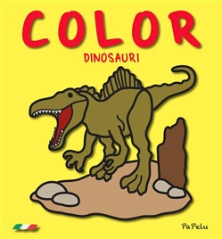 Dinosauri. Color